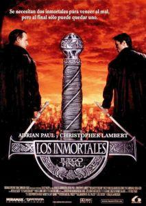 Los inmortales IV: Juego final