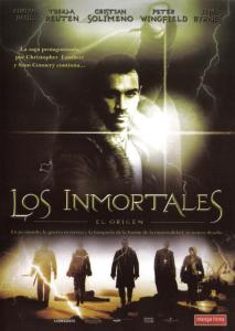 Los inmortales V: El origen