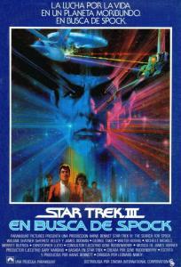 Star Trek III: En busca de Spock (1984) HD 1080p Latino