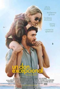 Un don excepcional (2017) HD 1080p Latino