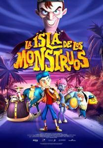 La isla de los monstruos (2017) HD 1080p Latino