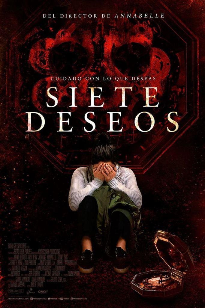Siete deseos (2017) HD 1080p Latino