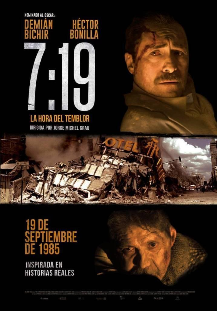 07:19 La Hora del Temblor