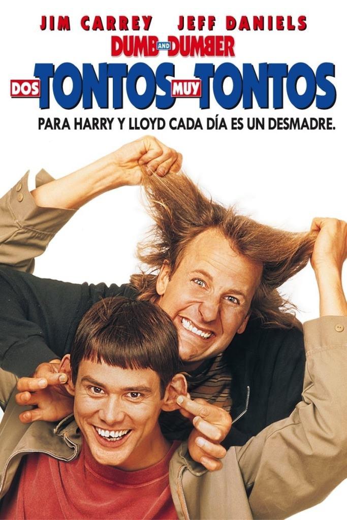 Dos tontos muy tontos (1994) HD 1080p Latino