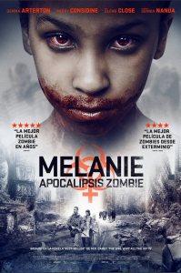 Melanie Apocalipsis Zombie