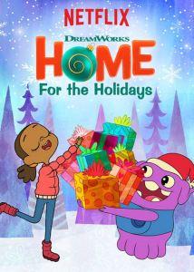 Dreamworks: dulce hogar, dulce Navidad (2017) HD 1080p Latino