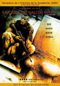 La caída del halcón negro (2001) HD 1080p Latino