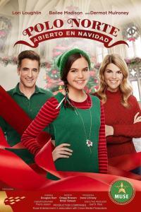 Polo Norte: Abierto en Navidad (2015) HD 1080p Castellano