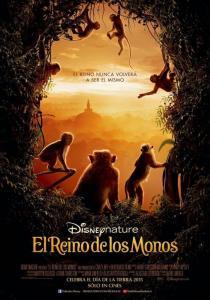 Disneynature: El reino de los monos (2015) HD 1080p Latino