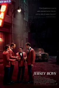 Jersey Boys: persiguiendo la música (2014) HD 1080p Latino