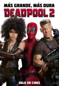 Deadpool 2 (2018) HD 1080p Latino