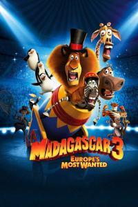 Madagascar 3: De marcha por Europa (2012) HD 1080p Latino