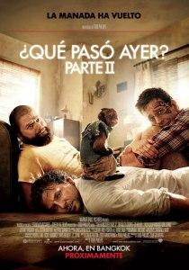 ¿Qué pasó ayer? 2 (2011) HD 1080p Latino