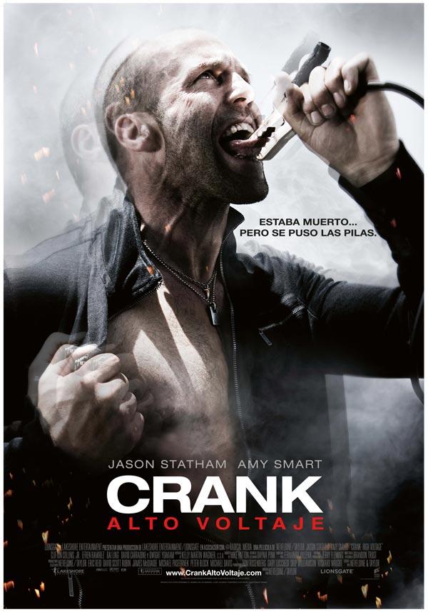 Crank: Alto voltaje (2009) HD 1080p Latino
