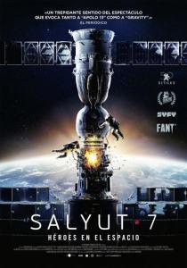 Salyut-7: Héroes en el espacio (2017) HD 1080p Latino