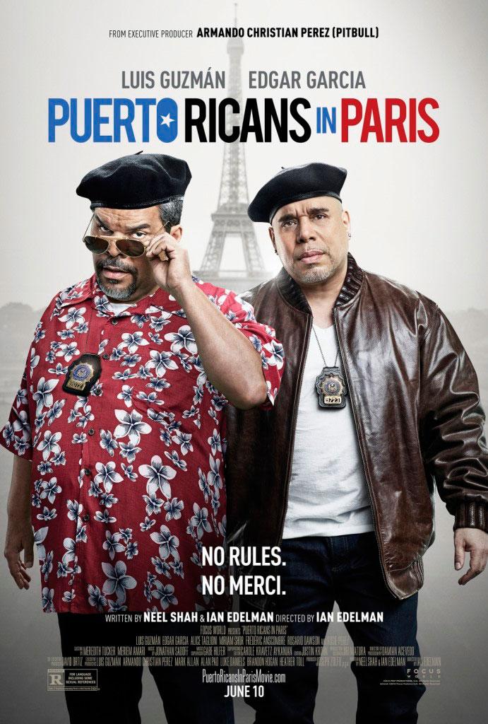 2 Boricuas en París (2015) HD 1080p Latino