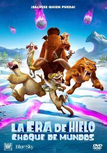 La era de hielo 5: Choque de mundos (2016) HD 1080p Latino