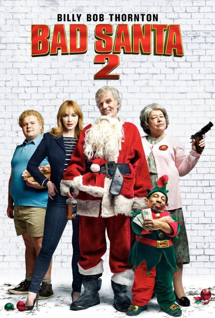 Bad Santa 2: Recargado (2016) HD 1080p Latino