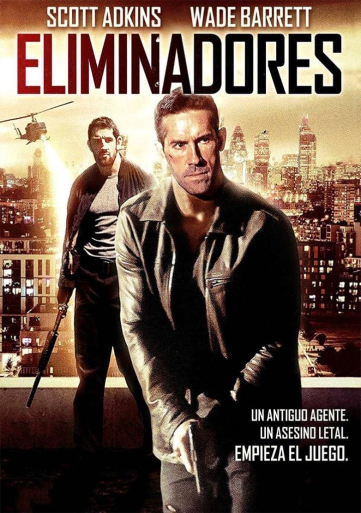 Eliminadores (2016) HD 1080p Latino