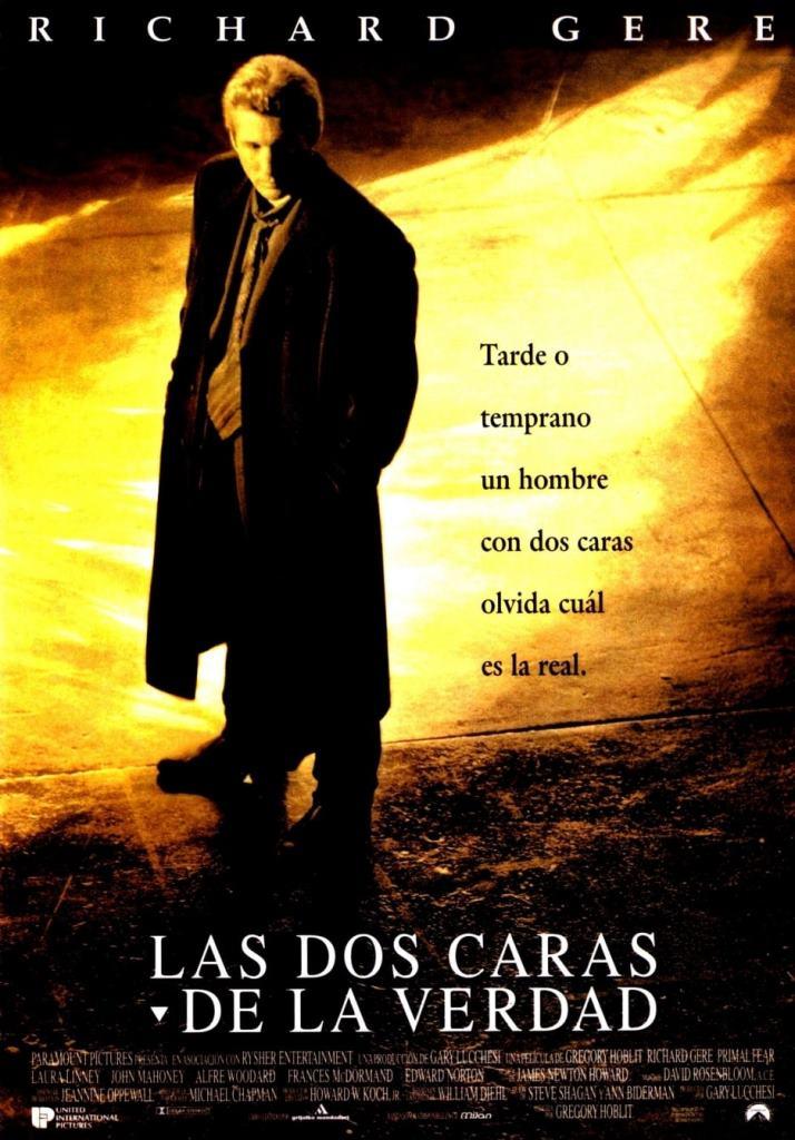 Las dos caras de la verdad (1996) HD 720p Latino