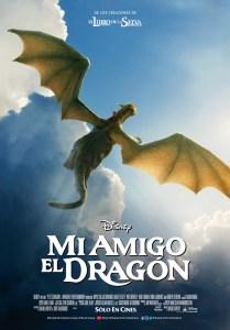 Mi amigo el dragón (2016) HD 1080p Latino