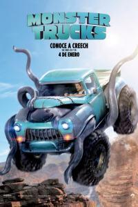 Monster Trucks (2016) HD 1080p Latino