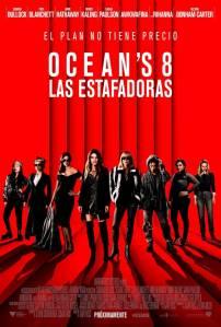 Oceans 8: Las estafadoras (2018) HD 1080p Latino