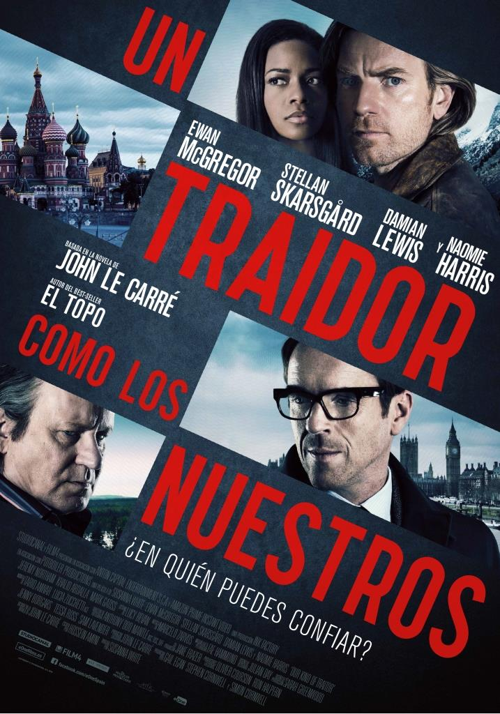 Un traidor como los nuestros (2016) HD 1080p Latino