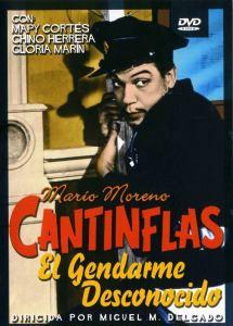 Cantinflas El gendarme desconocido
