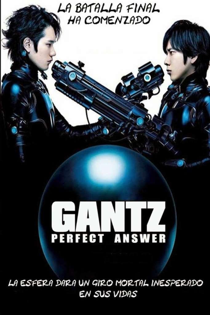 Gantz: Perfect Answer (Gantz: Part 2)