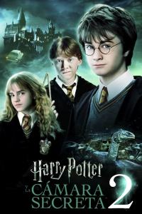 Harry Potter y la cámara secreta (2002) HD 1080p Latino