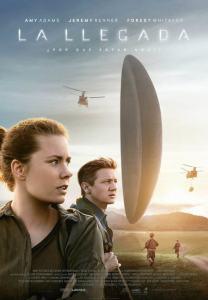 La llegada (2016) HD 1080p Latino