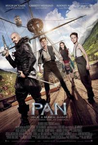 Pan: Viaje a Nunca Jamás (2015) HD 1080p Latino