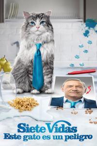 Siete vidas, este gato es un peligro (2016) HD 1080p Latino