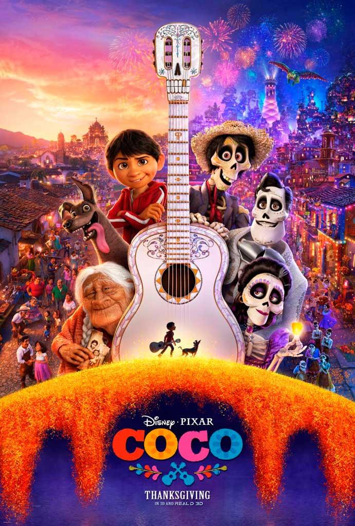 Coco (2017) HD 1080p Latino