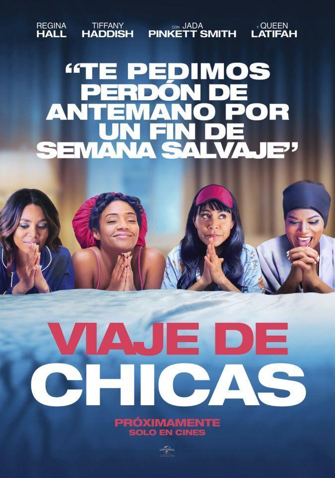 Viaje de chicas (2017) HD 1080p Latino
