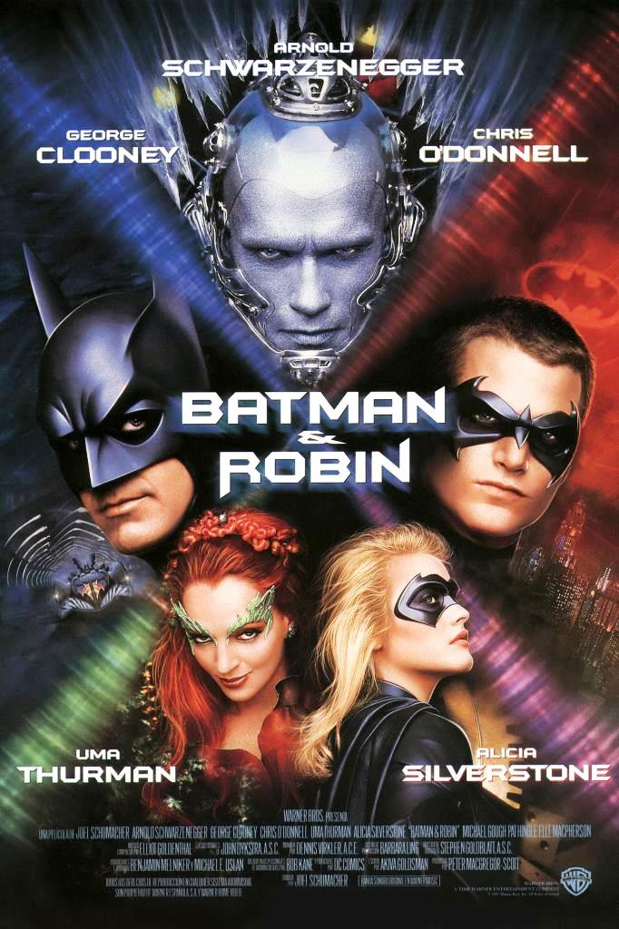 Batman y Robin (1997) HD 1080p Latino