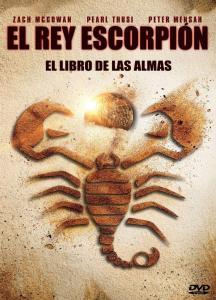 El rey escorpión 5: El libro de las almas (2018) HD 1080p Latino