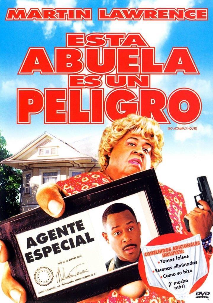 Esta abuela es un peligro (2000) HD 1080p Latino