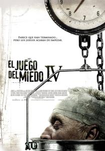 Juego del Miedo 4 (2007) HD 1080p Latino