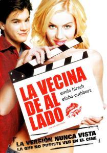 La vecina de al lado (2004) HD 1080p Latino