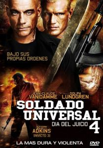 Soldado universal 4: El juicio final (2012) HD 1080p Latino