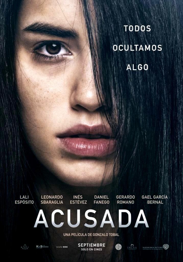 Acusada (2018) HD 1080p Latino