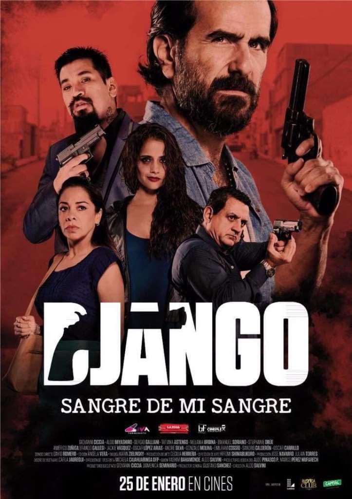 Django – Sangre De Mi Sangre