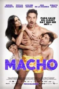 Macho (2016) HD Rip Latino
