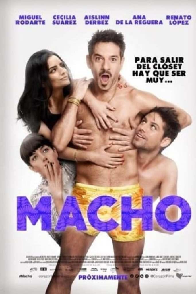Macho (2016) HD Rip Latino
