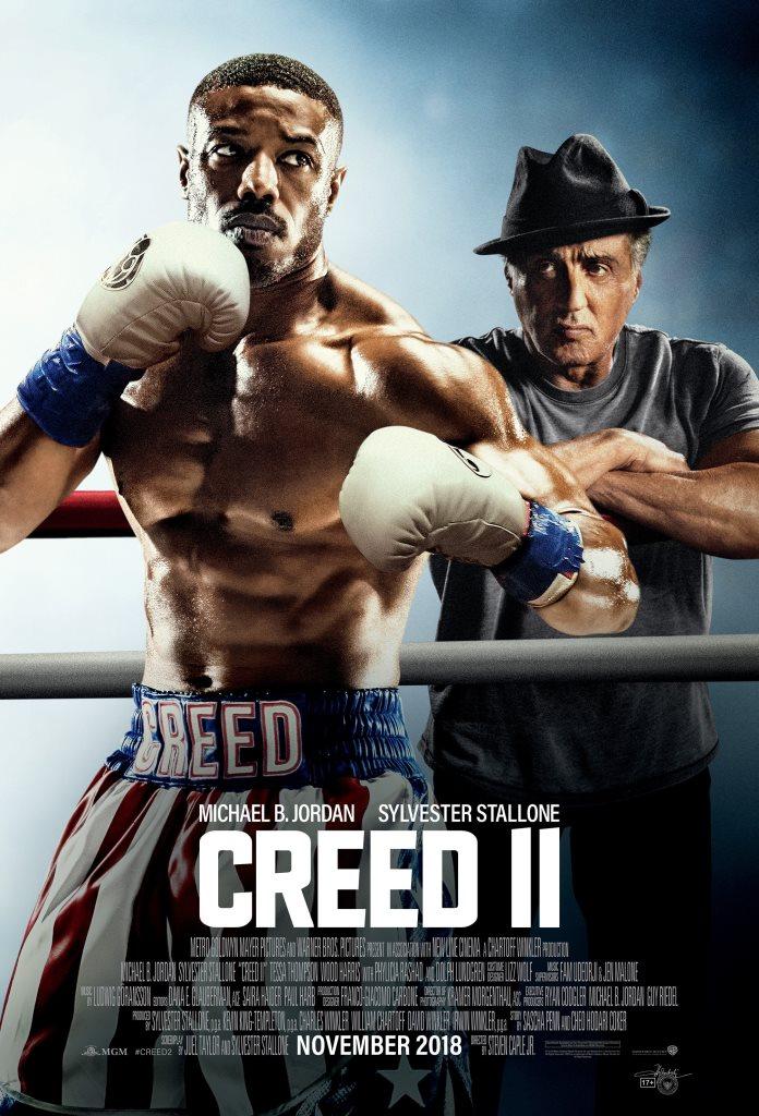 Creed 2: la leyenda de Rocky (2018) HD 1080p Latino