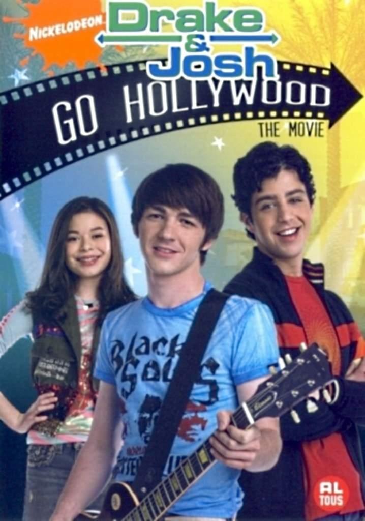 Drake y Josh van a Hollywood (2006) HD 1080p Latino