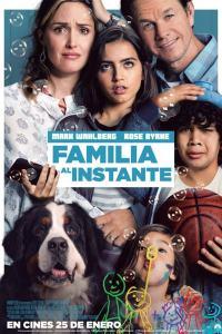 Familia al instante (2018) HD 1080p Latino