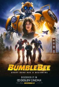 Bumblebee (2018) HD 1080p English